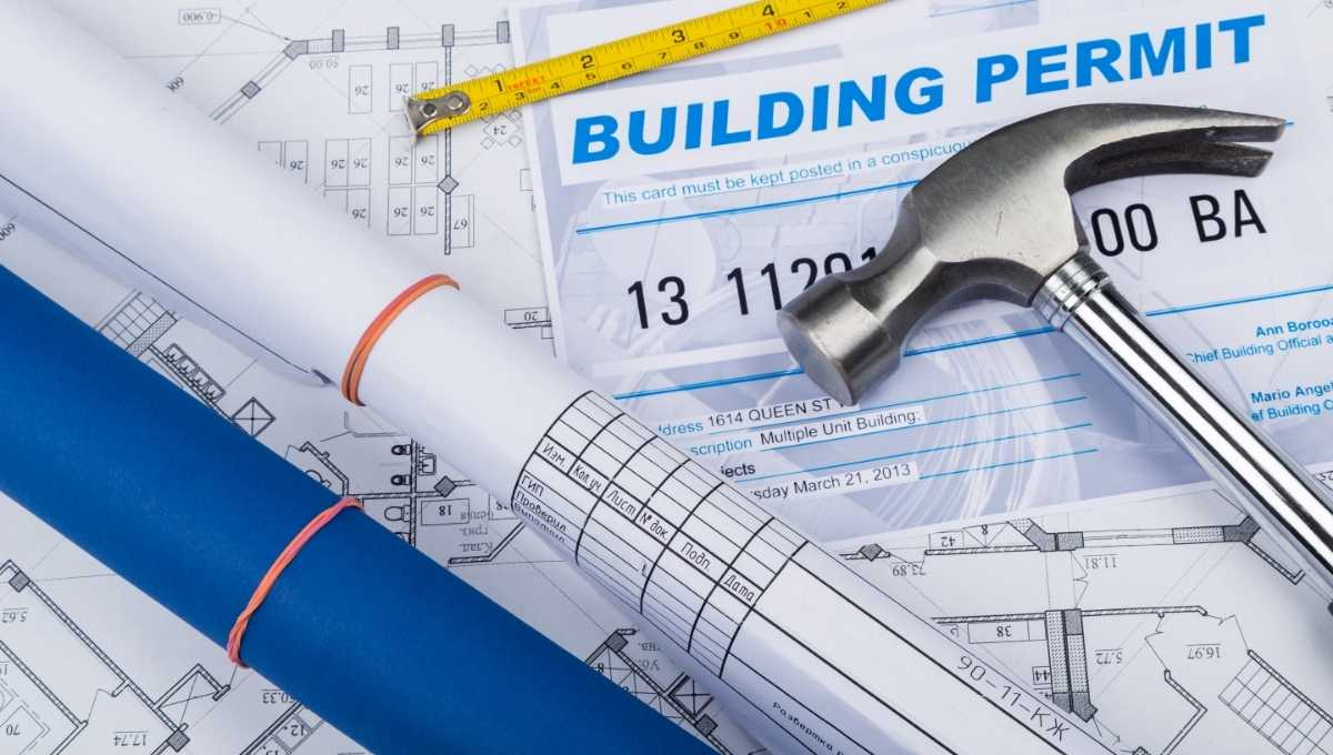 how to find out if my neighbor has a building permit
