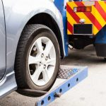 how to get a car towed from your driveway